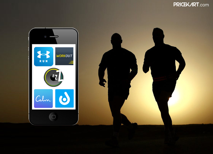 Fitness Apps That Will Help You Stick To Your Health Regime in 2018