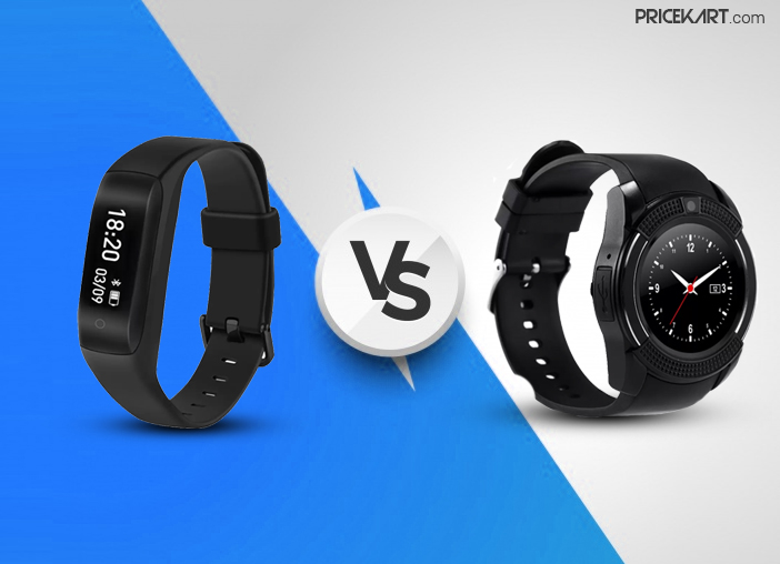 Smartwatch Or Fitness Tracker Which One Should You Buy