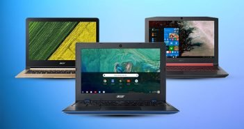 Here is the World's Thinnest Acer Laptop