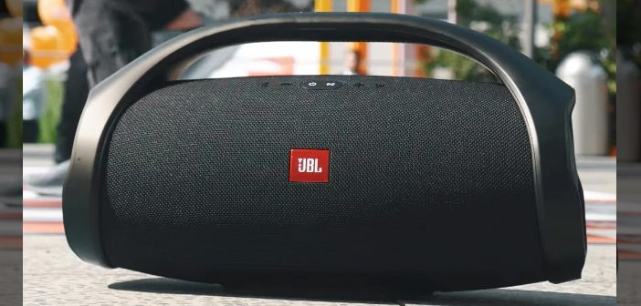 JBL Boombox Bluetooth Speaker Now Available in the Indian Market