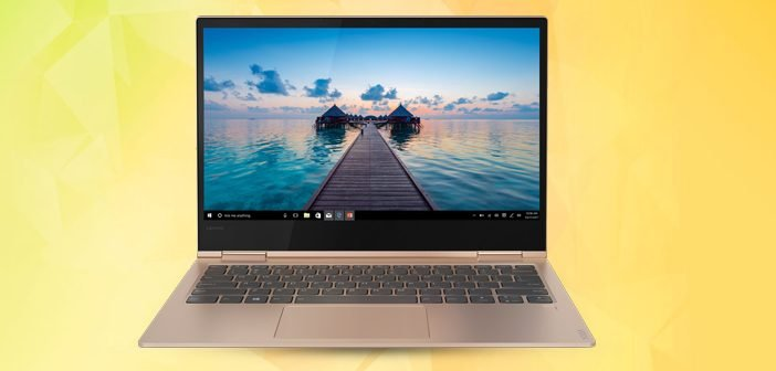 Lenovo Yoga 730, Yoga 530 Laptops Launched at MWC 2018