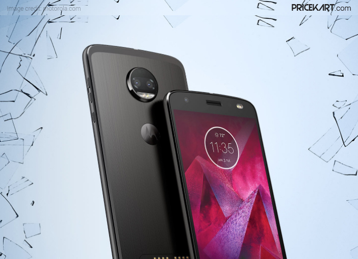 Moto Z2 Force Launched in India alongside TurboPower Pack Moto Mod