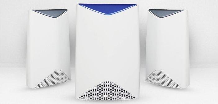 Netgear Orbi Pro Tri-Band Wi-Fi System Launched in India