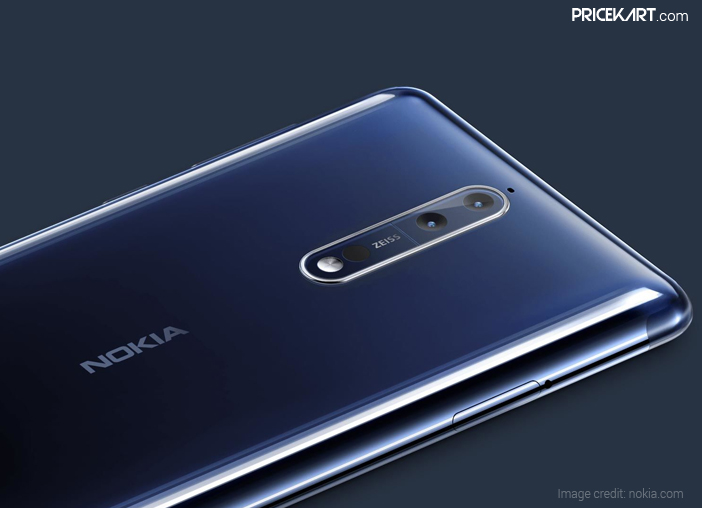 Nokia 8 Sirocco Edition Expected to be Launched This Month