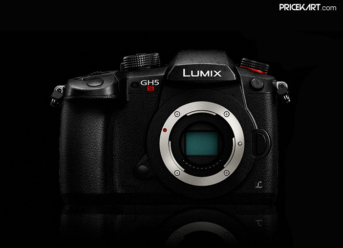 Panasonic Lumix GH5S Mirrorless Camera Announced in India