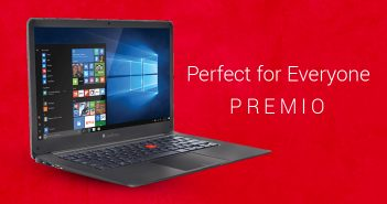 iBall CompBook Premio v2.0 With Windows 10 Debuts in India
