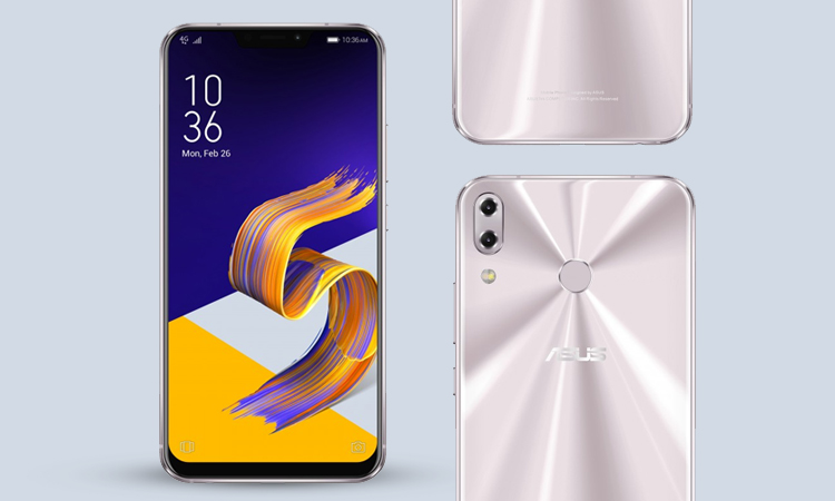 Asus Zenfone 5, Zenfone 5Z, Zenfone 5 Lite Launched at MWC 2018