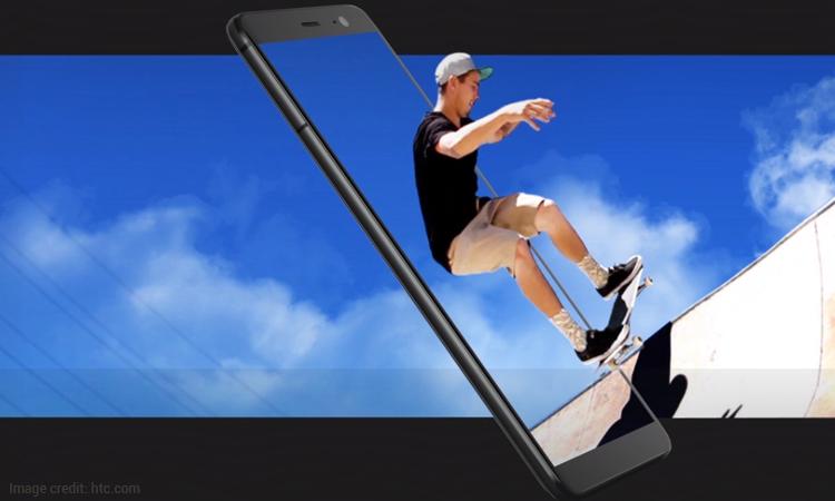 HTC U12 Renders with Bezel-Less Display Revealed Online