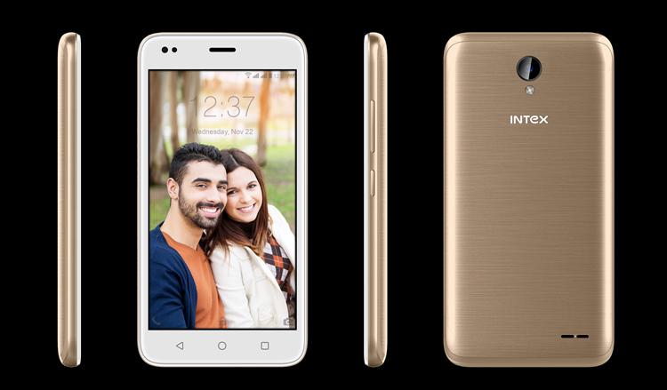 Intex Aqua Lions T1 Lite Smartphone Debuts in India