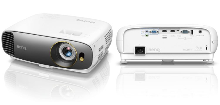 New Range of 4K UHD HDR BenQ Projectors Launched in India