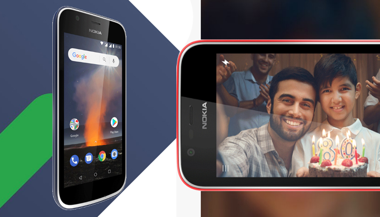 Nokia 1, Nokia 8110 4G Smartphones Unveiled at MWC 2018