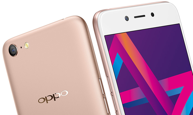Oppo A71 (2018) With AI Beauty Recognition Camera Launched