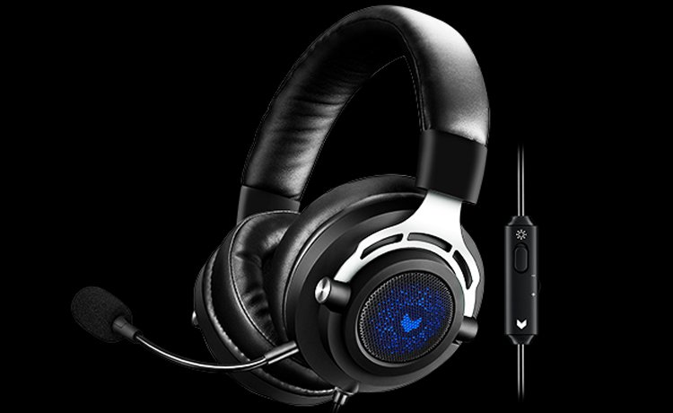 Rapoo VPRO VH150 Backlit Gaming Headphone Launched in India