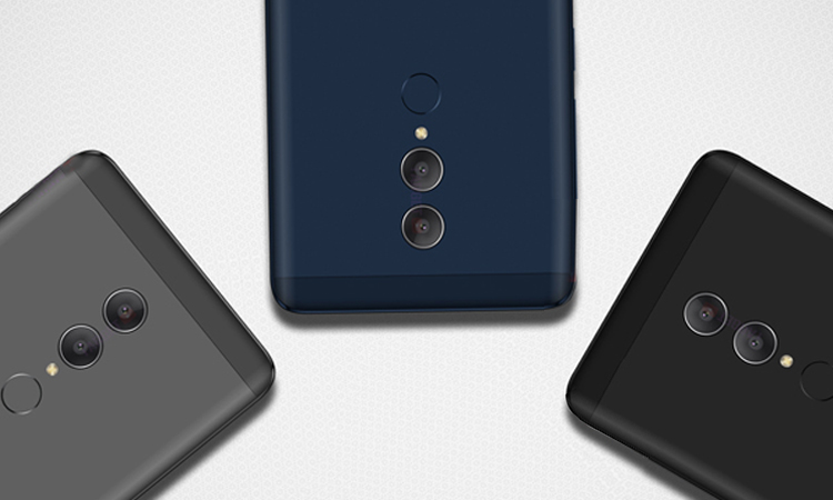 Xiaomi Redmi Note 5 Renders Tease at Thin Bezels & Dual Cameras