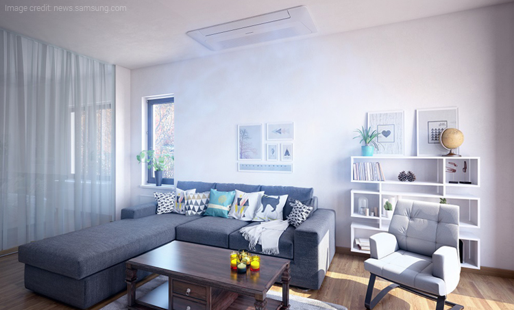 Samsung Wind-Free Air Conditioner Debuts in India