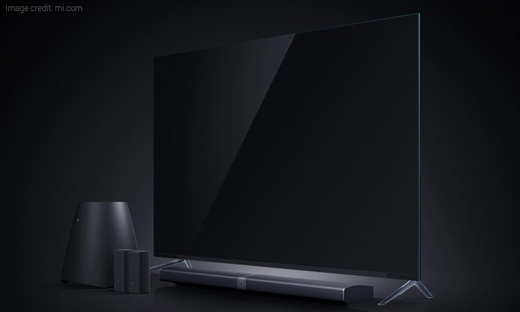 Xiaomi Mi TV 4 Rumoured To Launch in India with Redmi Note 5