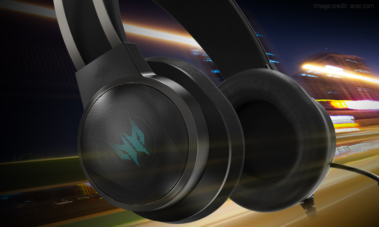 Acer Predator Galea 500 Gaming Headphones Released in India
