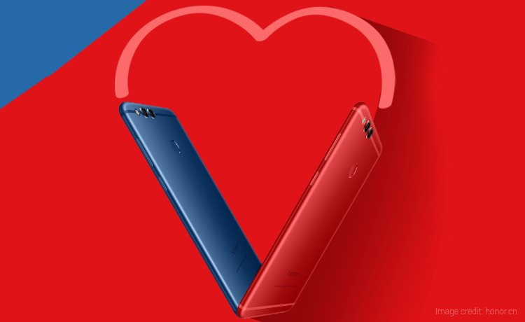 Honor 7X Red Edition Could be the Perfect Valentine's Gift This Season