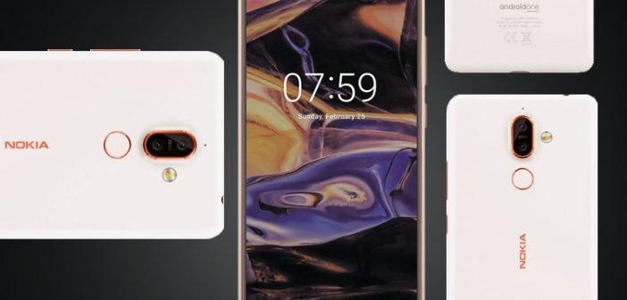 Nokia 7 Plus Leaked via Live Images: Check Design, Specs, Features