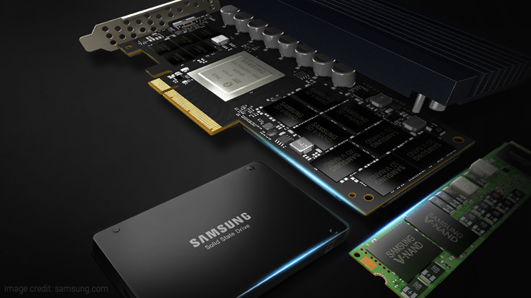 This Samsung PM1643 SSD comes with a Humongous 30.72TB Capacity