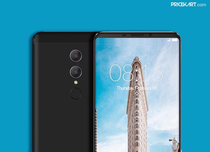 Xiaomi Redmi Note 5 Renders Tease at Thin Bezels & Dual Cameras