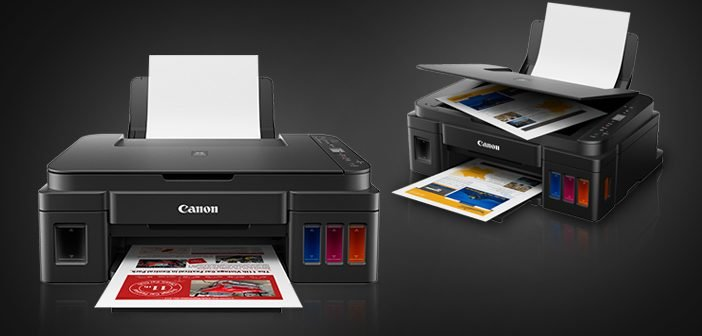 Canon Pixma G Series Ink Tank Printers Launched in India