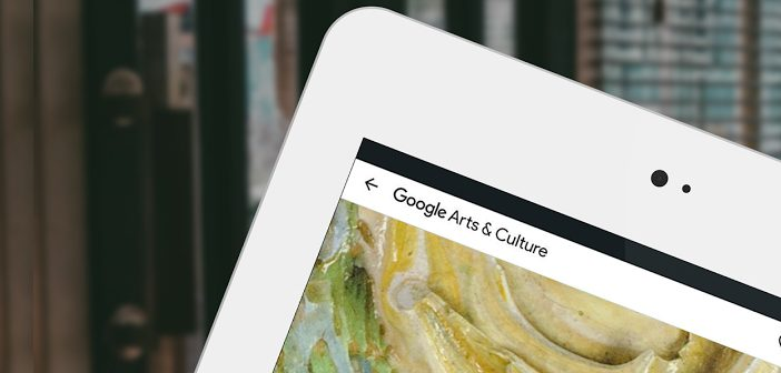 Google Arts and Culture App Now Available in India