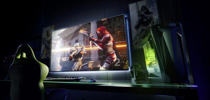 Nvidia launched a 65-inch 4K HDR Gaming Display at CES 2018