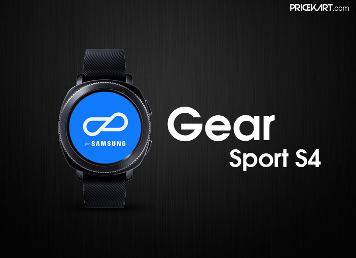 Samsung Gear S4 Smartwatch to Sport Integrated Battery within the Strap