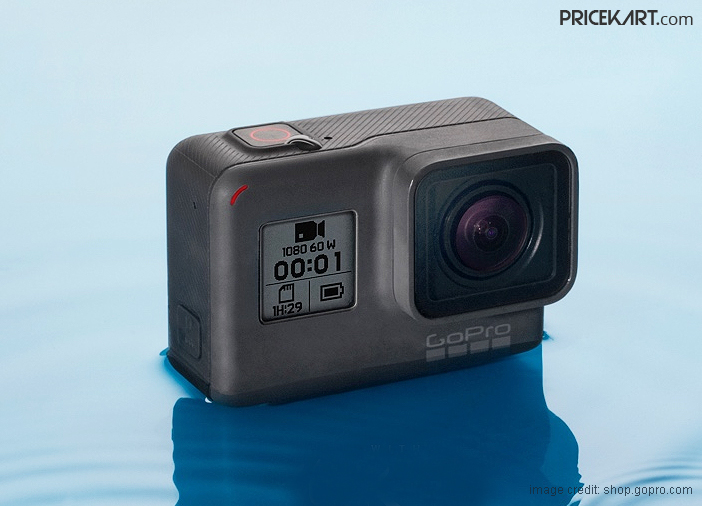 GoPro Hero is the New Entry-Level Action Camera in India: Price, Features