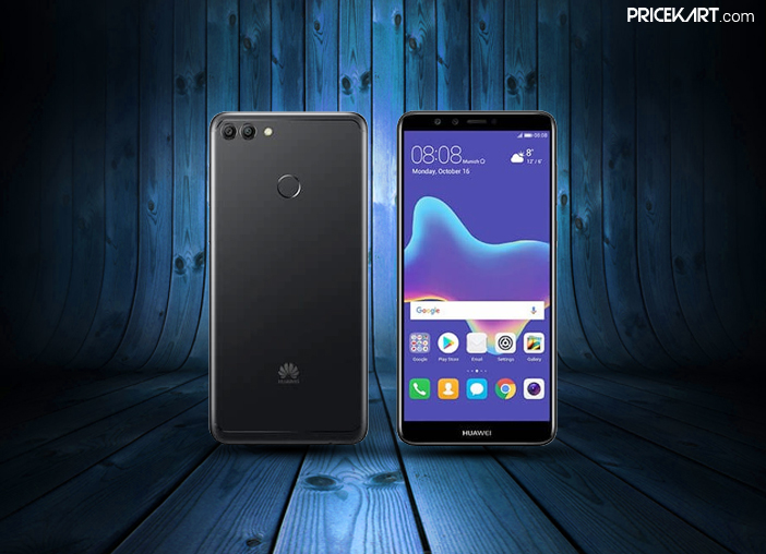 Huawei Y9 (2018) Launched With Four Cameras and These Features