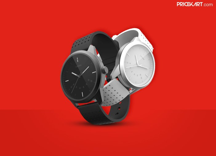 Lenovo Watch 9 Hybrid Smartwatch Launched: Specs, Price, Features