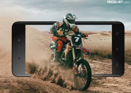 Micromax Bharat 5 Pro with Face Unlock Feature Launched in India