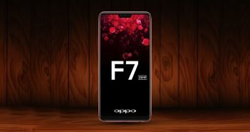 Oppo F7 Official Specifications Revealed Ahead of Launch: Read Them All