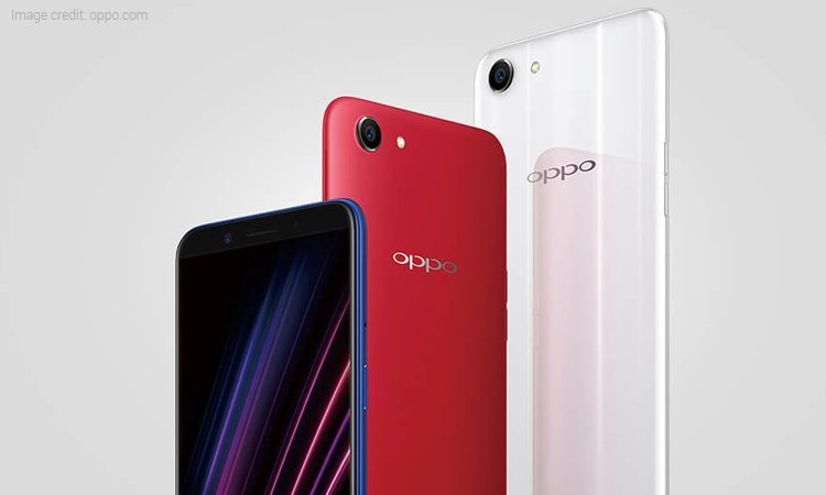 Oppo A1 Launched with Advanced Face Unlock Features