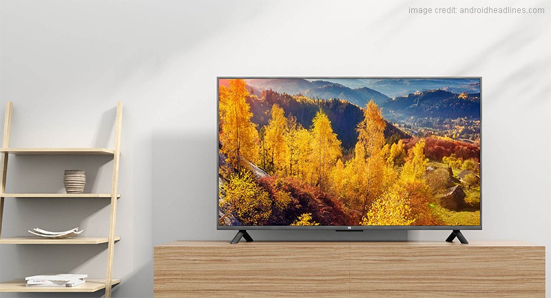 Xiaomi Mi TV 4S Launched with 4K HDR Display, AI Voice Remote