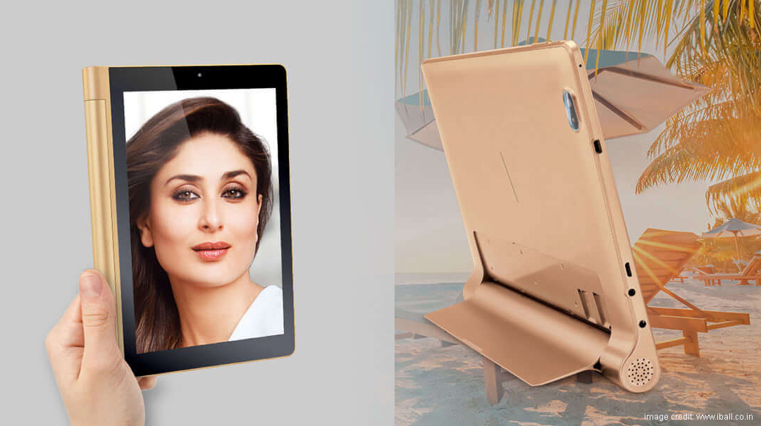 iBall Slide Brace XJ Tablet with Android Nougat Launched in India