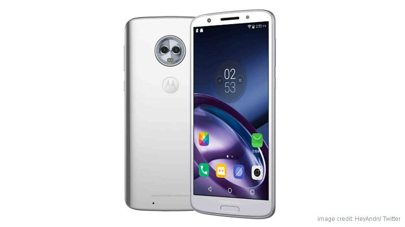 Moto G6 Images and Specifications Spotted Online
