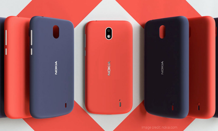 Nokia 1 with Android Go Launched in India: Price, Specs & Features