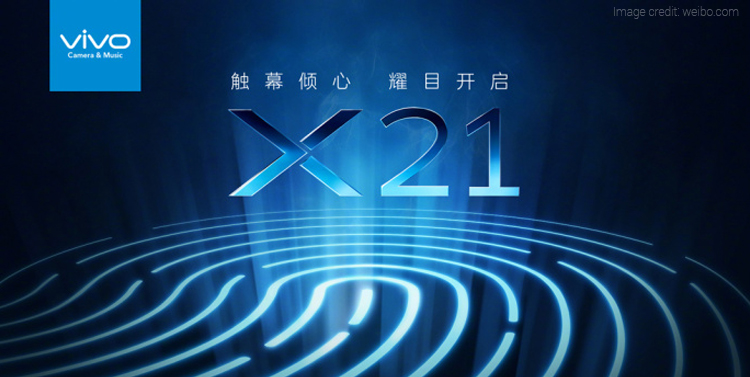 Vivo X21 with Under-Display Fingerprint Scanner to Debut Soon