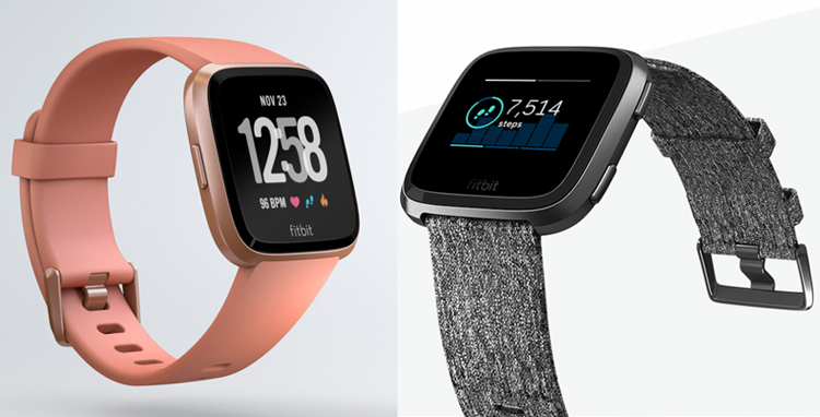 Fitbit Versa Smartwatch with Health Tracking Features Launched in India