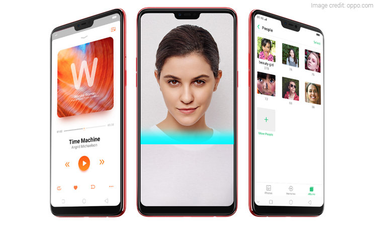 Oppo F7 Debuts in India with 25-megapixel Selfie Camera