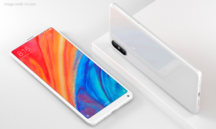 Xiaomi Mi Mix 2S Launched with Bezel-less Display, Google ARCore