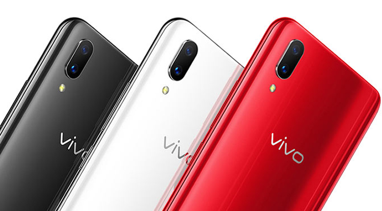 Vivo X21, X21 UD Smartphones Launched: Another iPhone X-lookalike