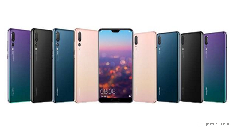 Huawei P20 Pro Launched with Triple Camera setup at Rear