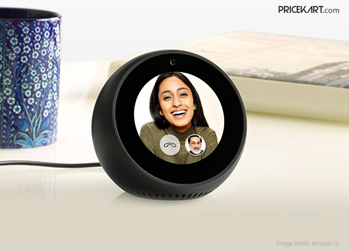 Amazon Echo Spot Launched: First Smart Speaker with Video Integration in India