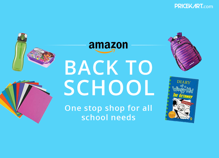 Amazon Back to School Store: Offers on Laptops, Smartphones, Tablets