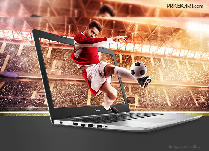 Dell Inspiron 15 5575 Launched in India with AMD Ryzen Processors