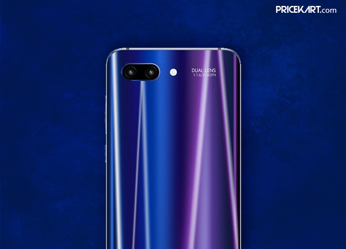 Honor 10 Images Leaked Ahead of Launch, Suggests Dual Camera setup