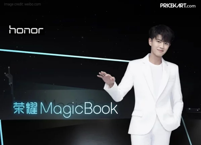 Honor MagicBook: Brand's First Laptop to Debut on April 19